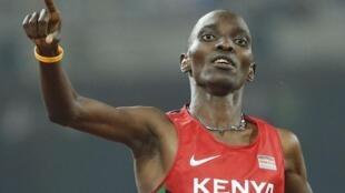 Kenya's Asbel Kiprop.