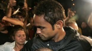 O goleiro do Flamengo, Bruno Fernandes de Souza.