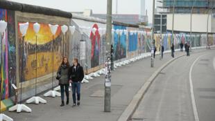 柏林牆倒塌三十周年
