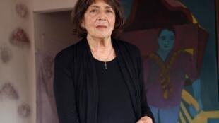 La artista colombiana Beatriz González.