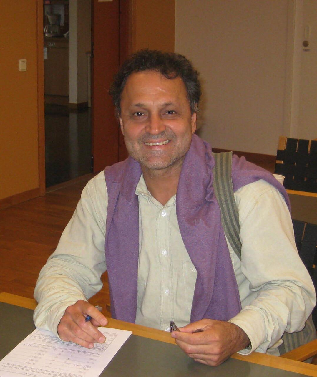 Antonio Ponce de Leon, professor titular de Estatística e Epidemiologia da Universidade do Estado do Rio de Janeiro (Uerj) e professor visitante regular do Instituto Karolinska da Suécia.
