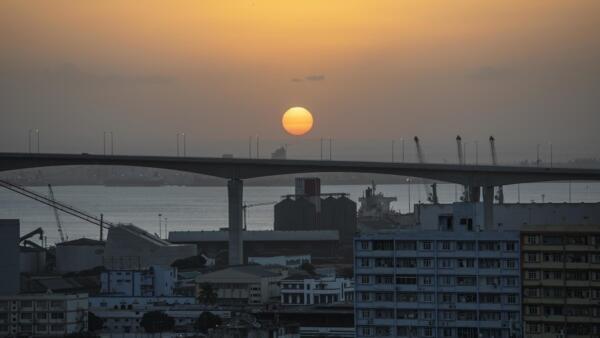 Maputo, capital moçambicana.