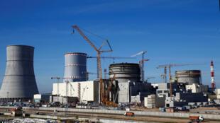 Согласно планам, первый блок Белорусской АЭС должен быть введен в эксплуатацию в 2020 году, второй — в 2021 году.