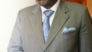 Alcides Sakala, porta-voz da UNITA