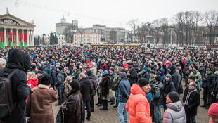Акция в Минске 17 февраля 2017 г.