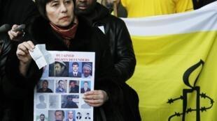 """Надежда Атаева, глава Ассоциации """"Права человека в Центральной Азии"""""""