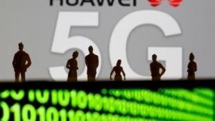 Trump tem na mira Huawei, gigante chinês das telecomunicações ao proibir grupos americanos de utilizar componentes do estrangeiro