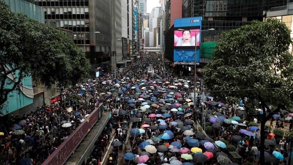 La Chine promet de contre-attaquer après les annonces de Trump sur Hong Kong