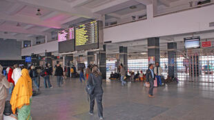 Gare de New Delhi