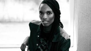 Kat Kai Kol-Kes, poetess and transgender activist from Botswana