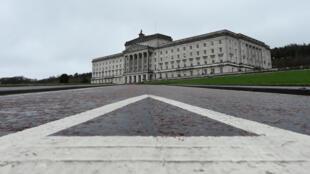 Le Parlement d'Irlande du Nord, à Belfast.