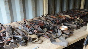 L'objectif du programme DDR est de désarmer 3—000 hommes d'ici un an (image d'illustration).
