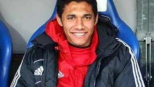 L'Egyptien Mohamed Elneny.