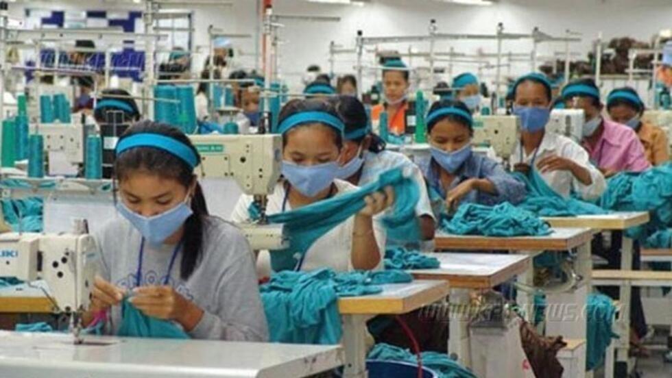 Garment Workers Cambodia