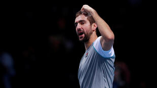 Marin Cilic will need to beat the world number one Novak Djokovic on Friday in order to qualify for the semi-finals.