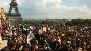 Manifestation contre Monsanto, París, mai 2013.