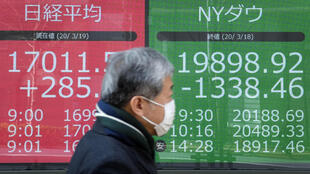 Stocks in Japan bounced after the ECB intervention