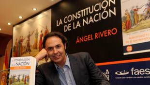 O cientista político Ángel Rivero Rodríguez, professor da Universidade Autônoma de Madri.