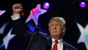 El magnate Donald Trump, el pasado 15 de octubre de 2016.