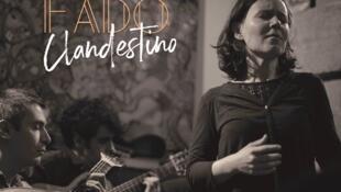 Capa do primeiro EP de Fado Clandestino.