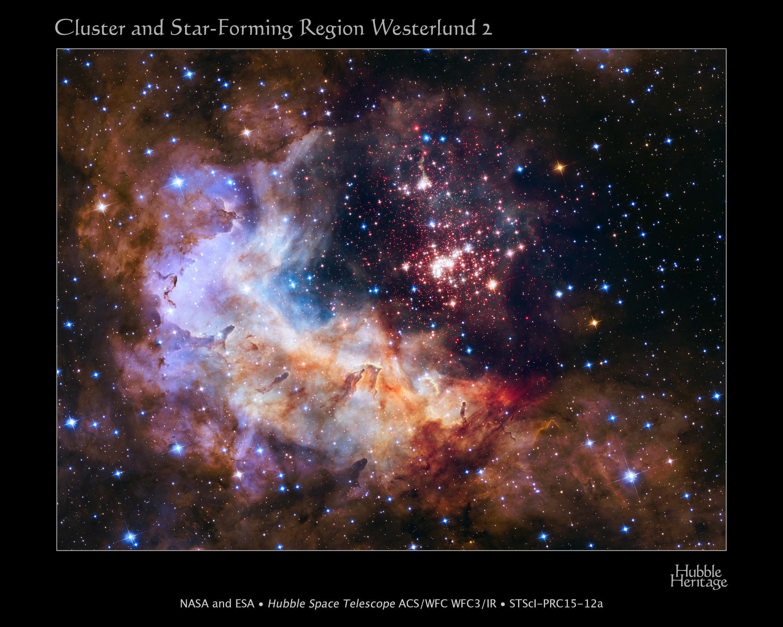 កញ្ចុំផ្កាយ (STARS CLUSTER WESTERLUND 2)
