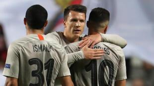 Football - Shakhtar Donetsk - Futebol - Liga Europa - UEFA