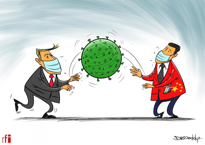 Coronavirus: Yayinda kaifin annobar murar ke raguwa a China, Amurka na fuskantar karuwar wadanda ke kamuwa da cutar (20/03/2020).
