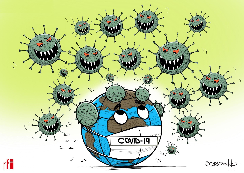 Cutar Coronavirus mai saurin yaduwa ta harbi mutane 111, 000 a kasashen duniya 99 (09/03/2020).