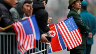 A segunda cúpula entre Donald Trump e Kim Jong-un acontece nestas quarta (27) e quinta-feira (28) no Vietnã.