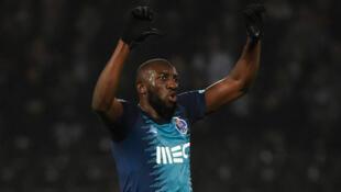 Moussa Marega abandonou o jogo, este domingo, em Guimarães, depois de ter sido vítima de racismo