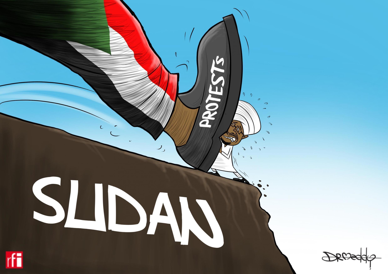 Al'ummar Sudan ta yi nasarar hambarar da mulkin Omar al-Bashir ( 11/04/2019 ).