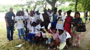 Grupo Paz e Democracia para a Guiné-Bissau, reunidos em Paris