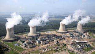 The Cattenom nuclear plant