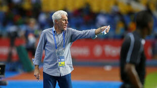 Cameroon coach Hugo Broos rued his side's lack of marksmanship during the 1-1 draw with Burkina Faso at the Africa Cup of Nations in Gabon.