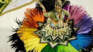 Carnaval de Rio 2015.