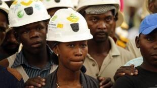 No dia 6 de fevereiro, incêndio em mina de ouro Harmony havia causado a morte de oito trabalhadores.