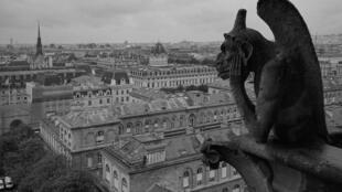 巴黎聖母院鐘樓