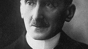 Le philosophe Henri Bergson (1859-1941).
