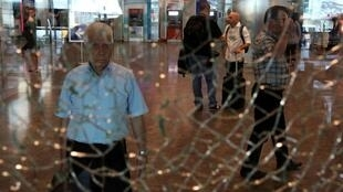 Triplo atentado no aeroporto de Istambul,Turquia, na noite, de 28 de junho de 2016