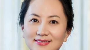Huawei CFO Meng Wanzhou