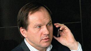 Губернатор Красноярского края Лев Кузнецов
