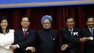 Thượng đỉnh Ấn Độ - ASEAN đánh dấu 20 năm quan hệ song phương chính thức (REUTERS)