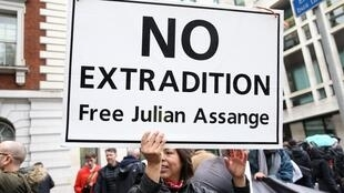 Assange's supporters are campaigning hard against any extradition to the United States