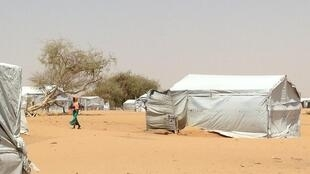 Dar es Salaam refugee camp, near Baga Sola in Lake Chad, Chad