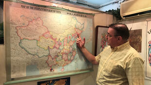 Le pasteur Tim Peters, de l'ONG Helping Hands Korea basée à Séoul, a déjà aidé des centaines de Nord-Coréens réfugiés en Chine et traqués par la police chinoise à rejoindre un pays sûr. Mais son travail est de plus en plus difficile.