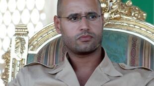 Saif al-Islam - con trai của nhà độc tài Kadhafi, ngày 19/03/2018 tuyên bố ra tranh cử tổng thống Lybia.