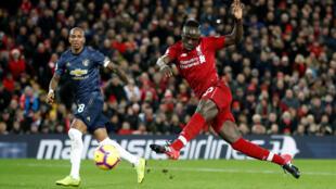 Le Liverpool de Sadio Mané ou encore Manchester United sont habitués de jouer en pleines fêtes de fin d'année