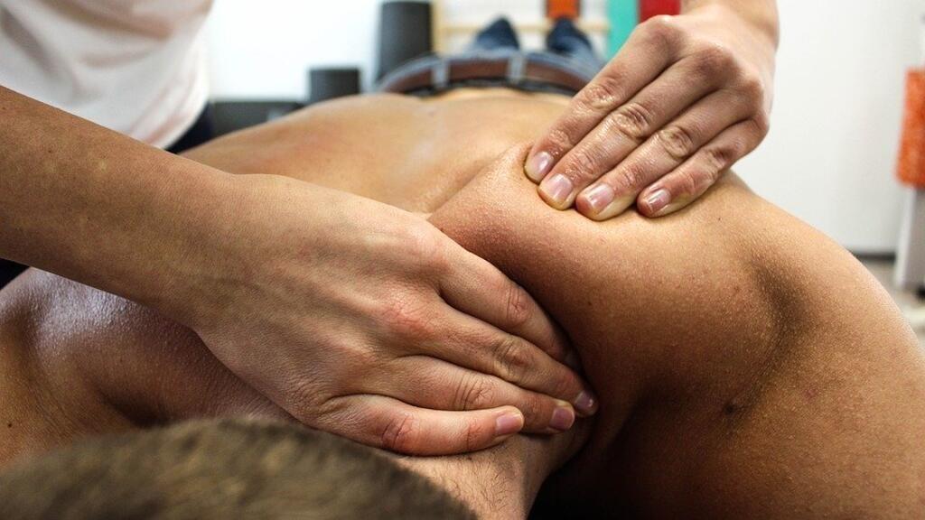 Massage et sport