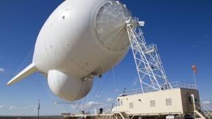 Aux États-Unis, le Pentagone expérimente des ballons de surveillance (photo d'illustration) / US Customs and Border Protection.