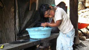 En la capital mexicana, una parte de sus 22 millones de habitantes no tiene agua en sus casas.